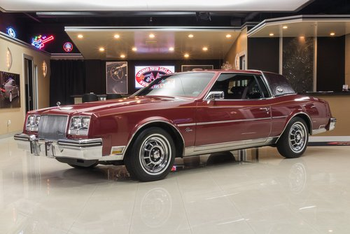 Buick Riviera VII 1985 - 1993 Coupe #5