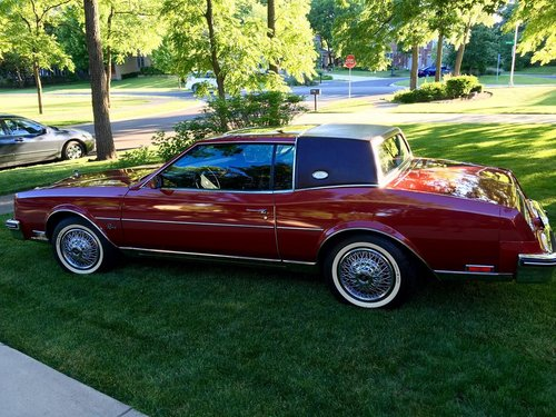 Buick Riviera VII 1985 - 1993 Coupe #6