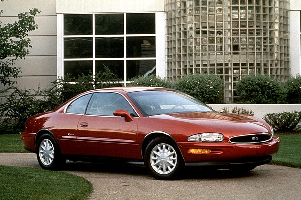 Buick Riviera VIII 1995 - 1999 Coupe #1