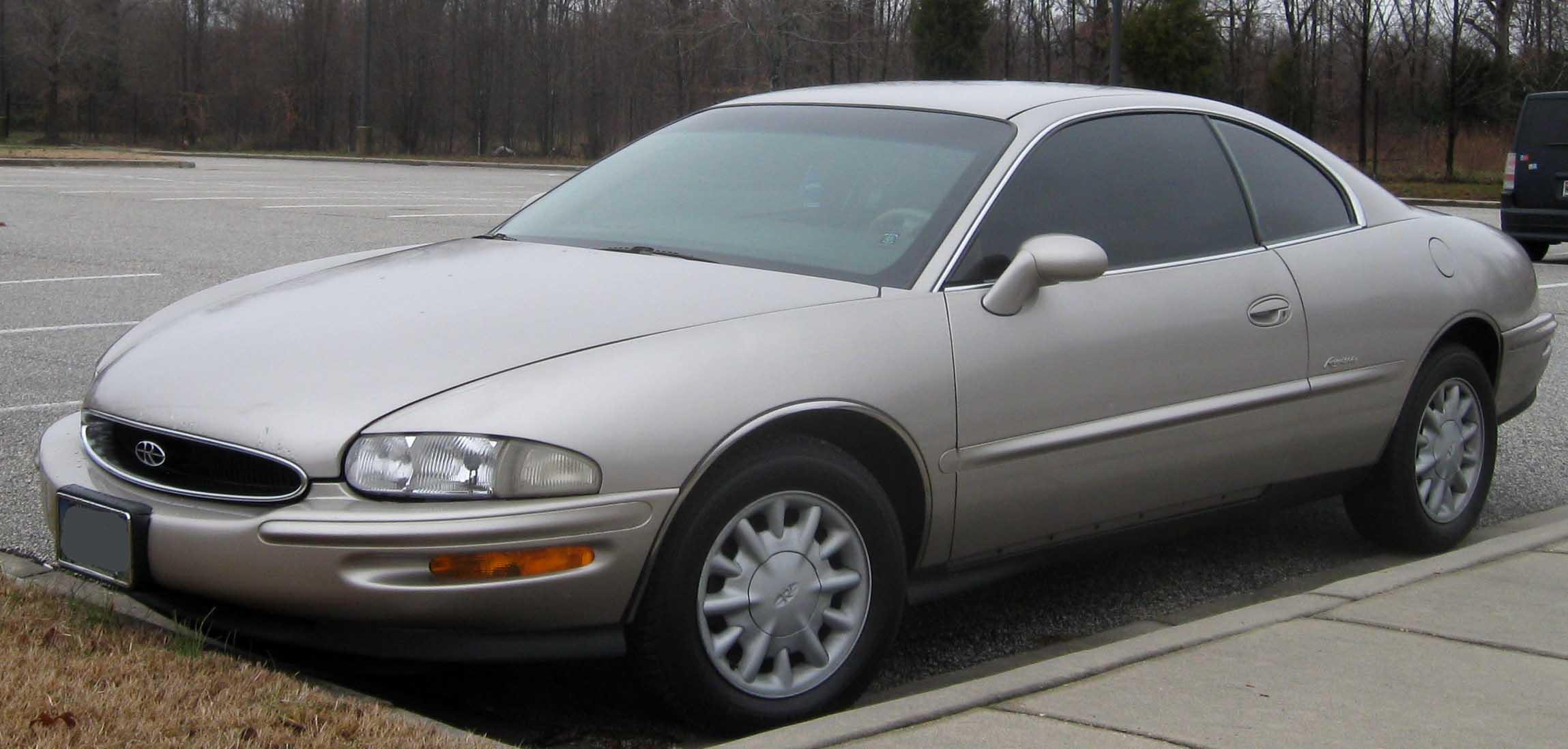Buick Riviera VIII 1995 - 1999 Coupe #8