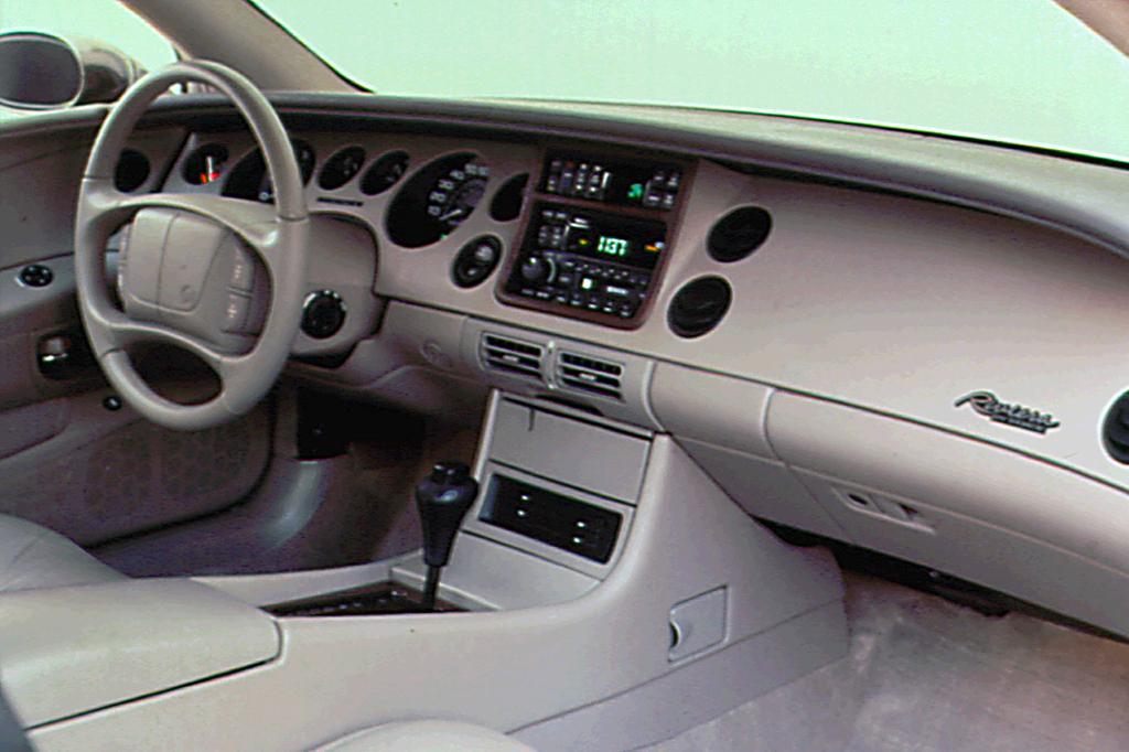 Buick Riviera VIII 1995 - 1999 Coupe #7