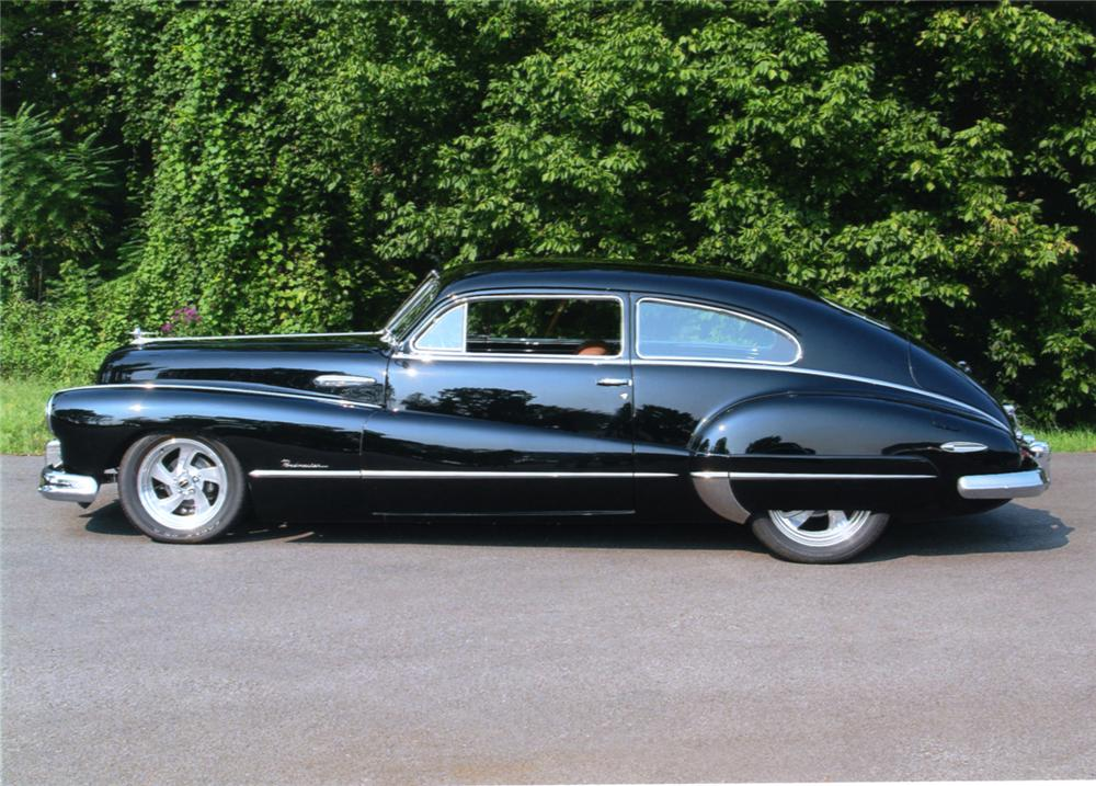 Buick Roadmaster IV 1942 - 1948 Sedan #4