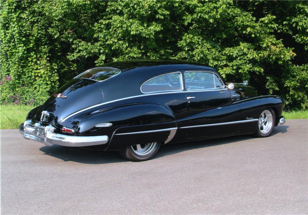 Buick Roadmaster IV 1942 - 1948 Sedan #1