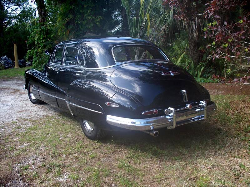 Buick Roadmaster IV 1942 - 1948 Sedan #7