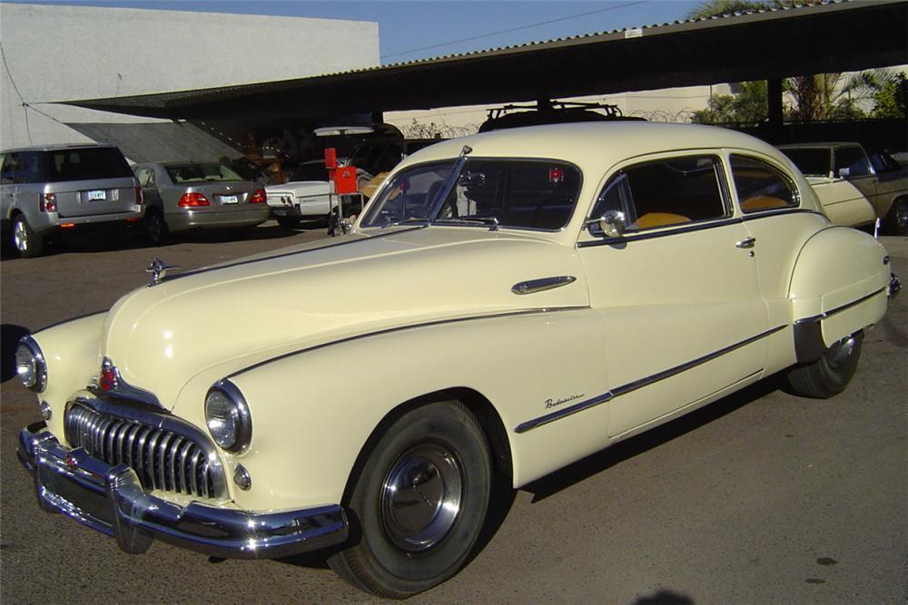 Buick Roadmaster IV 1942 - 1948 Sedan #5
