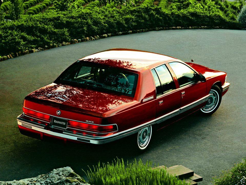 Buick Roadmaster VIII 1991 - 1996 Sedan #7