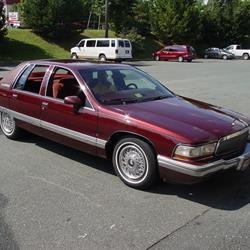 Buick Roadmaster VIII 1991 - 1996 Sedan #2