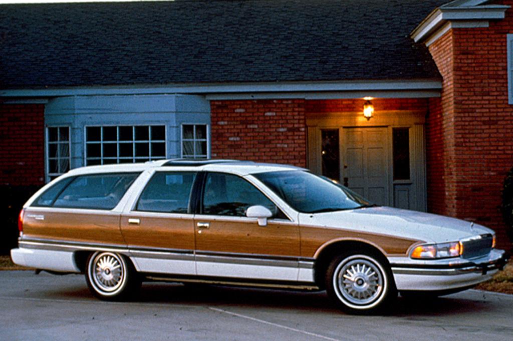 Buick Roadmaster VIII 1991 - 1996 Sedan #5
