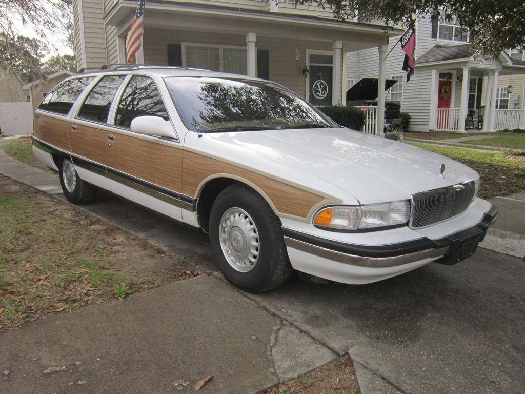 Buick Roadmaster VIII 1991 - 1996 Sedan #8