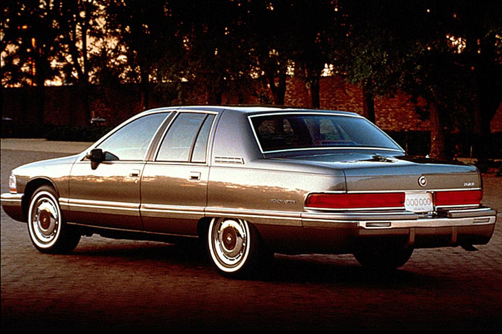 Buick Roadmaster VIII 1991 - 1996 Sedan #4