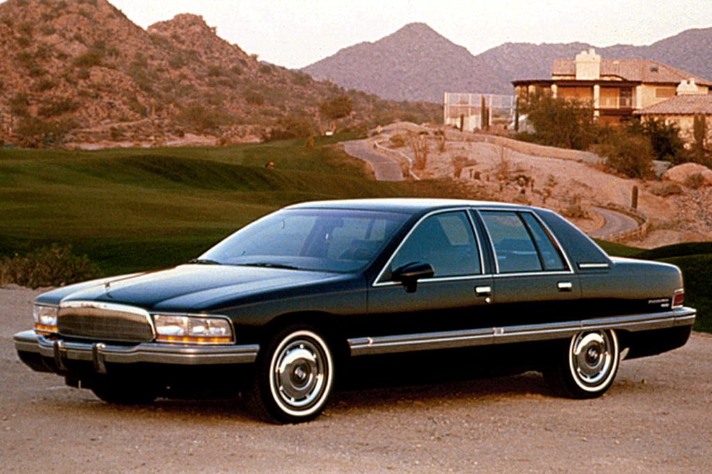 Buick Roadmaster VIII 1991 - 1996 Sedan #6