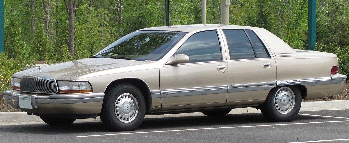 Buick Roadmaster VIII 1991 - 1996 Sedan #3