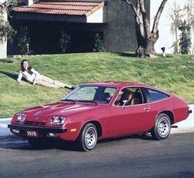 Chevrolet Monza 1982 - 1996 Sedan #8