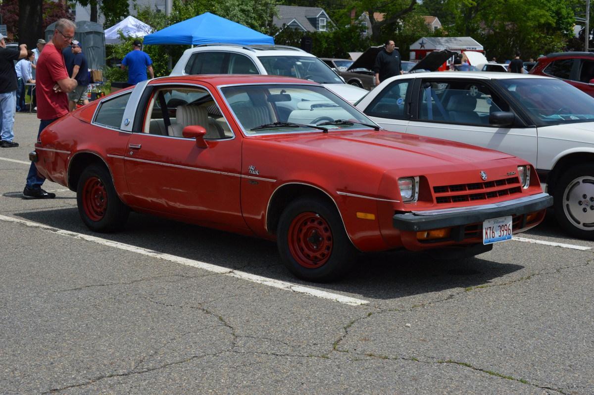 Buick Skyhawk 1974 - 1980 Hatchback 3 door #1