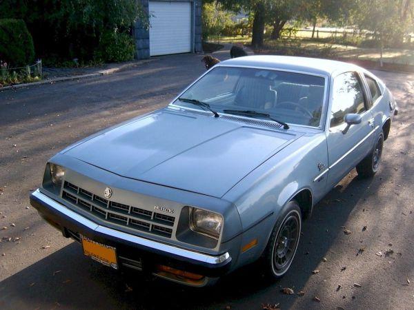 Buick Skyhawk 1974 - 1980 Hatchback 3 door #2
