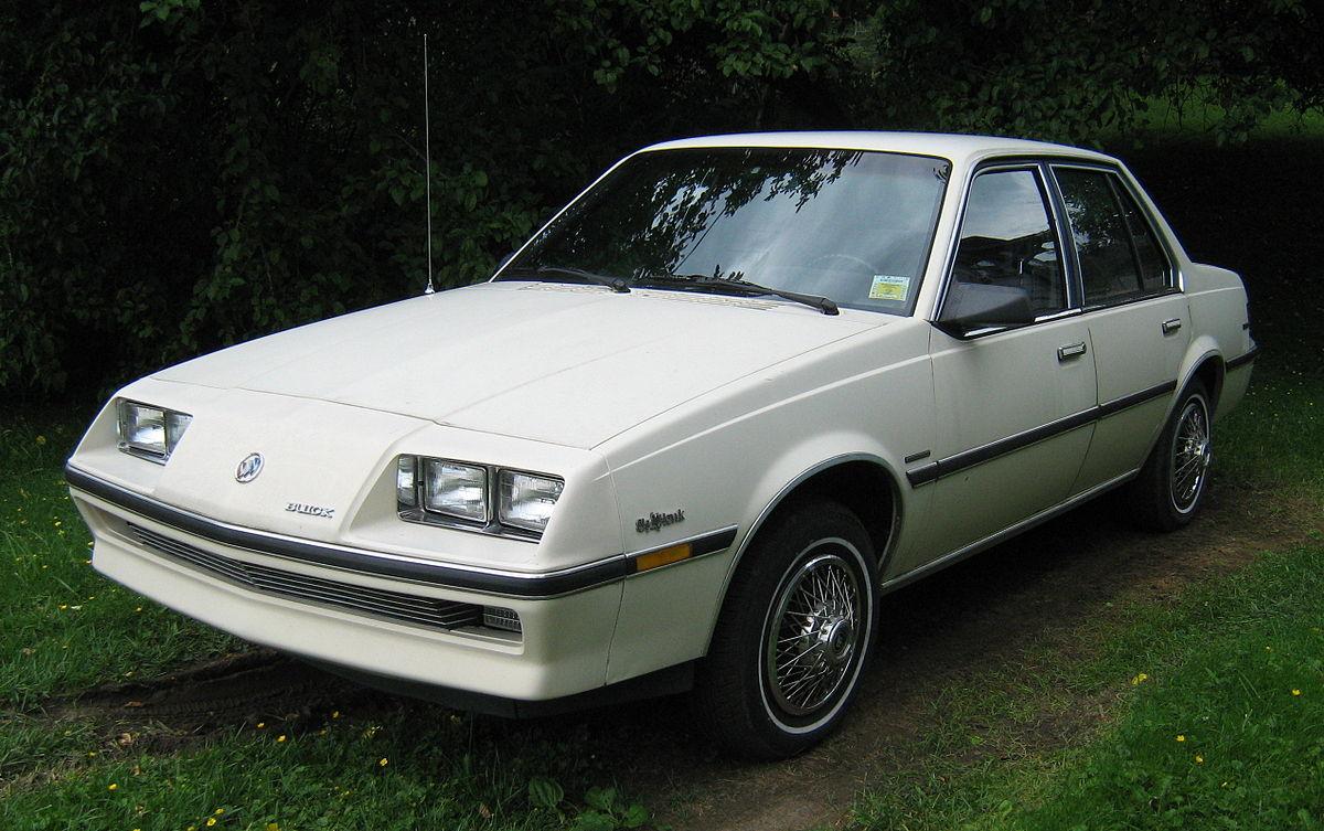 Buick Skyhawk 1974 - 1980 Hatchback 3 door #6