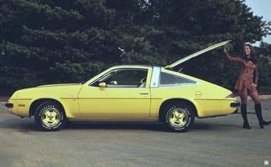 Pontiac Sunbird I 1975 - 1980 Station wagon 3 door #4