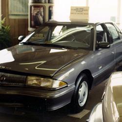 Buick Skylark IX 1992 - 1998 Coupe #8