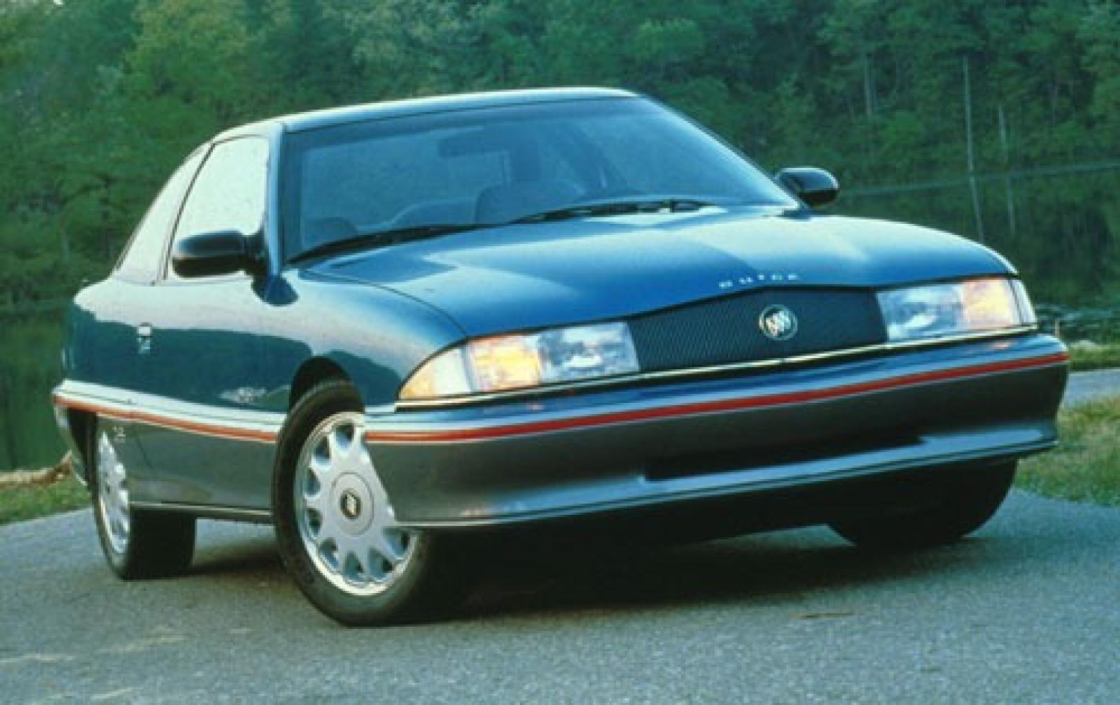 Buick Skylark IX 1992 - 1998 Coupe #2