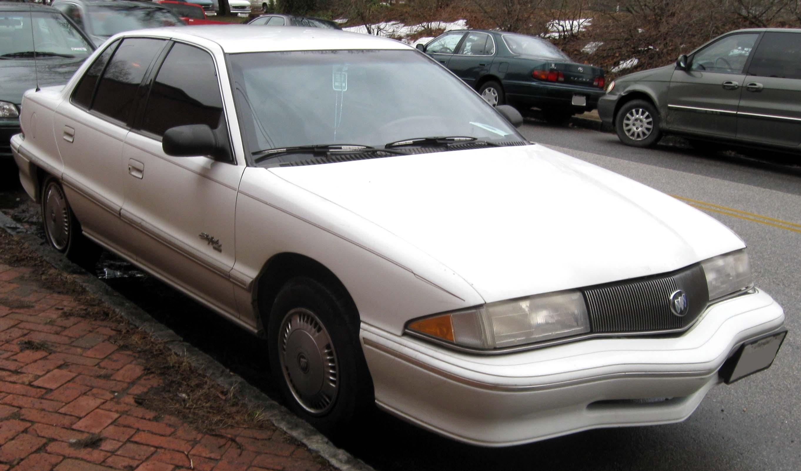 Buick Skylark IX 1992 - 1998 Coupe #4