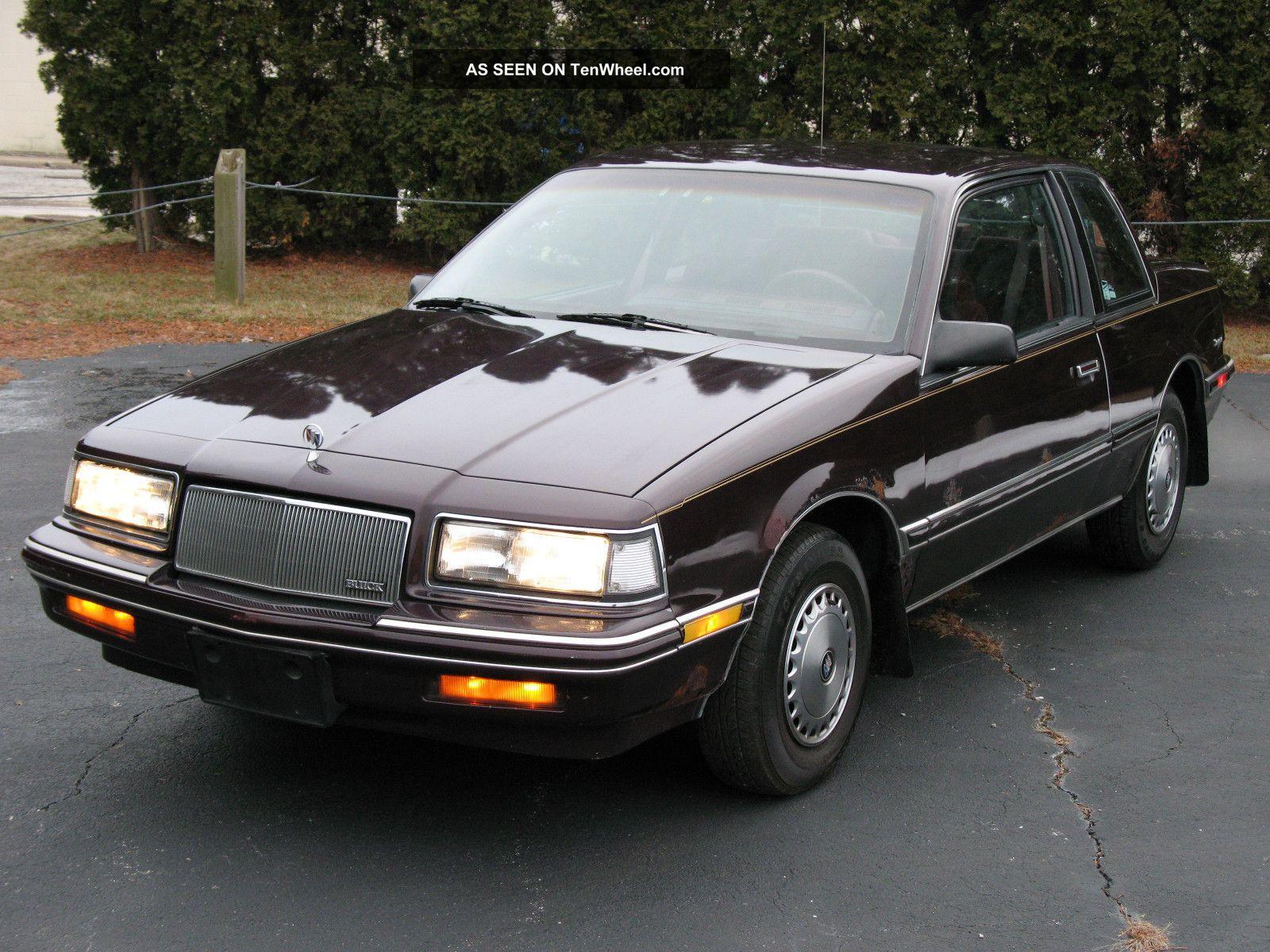 Buick Skylark IX 1992 - 1998 Coupe #5