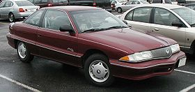 Buick Skylark IX 1992 - 1998 Sedan #4