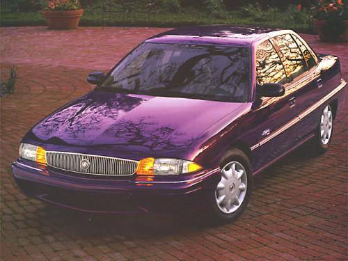 Buick Skylark IX 1992 - 1998 Sedan #8