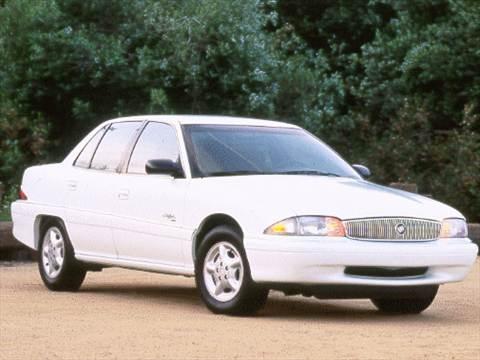 Buick Skylark IX 1992 - 1998 Sedan #6