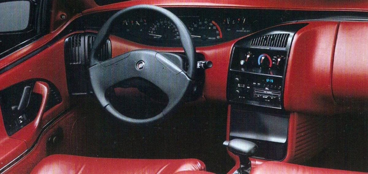 Buick Skylark IX 1992 - 1998 Sedan #5