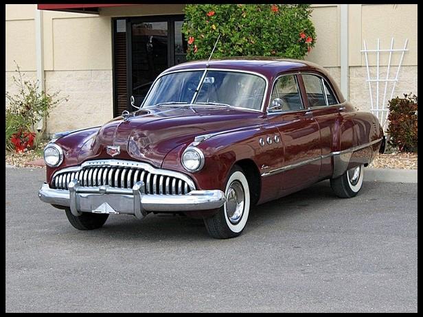 Buick Special I 1936 - 1949 Sedan #3