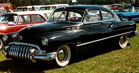 Buick Special II 1949 - 1958 Coupe #8