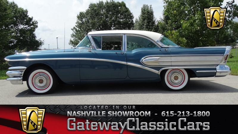 Buick Special II 1949 - 1958 Sedan #3