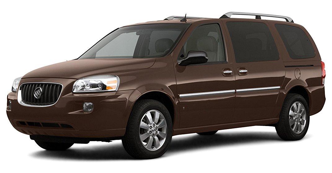 Buick Terraza 2004 - 2007 Minivan #6