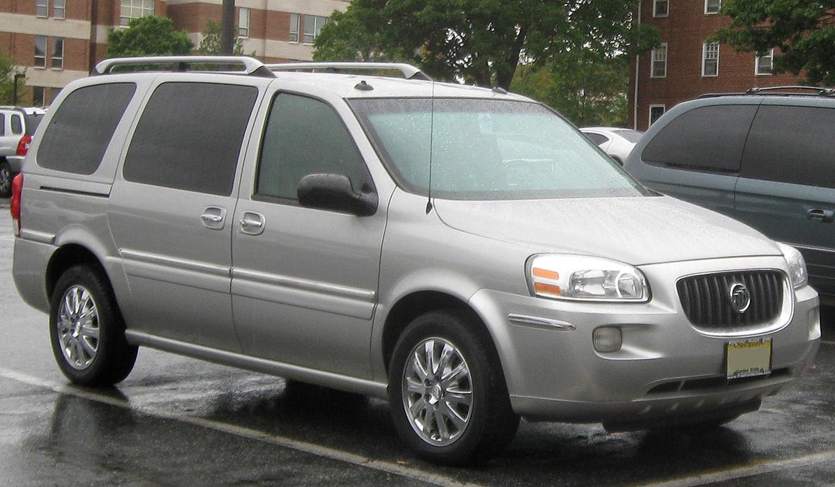 Buick Terraza 2004 - 2007 Minivan #8