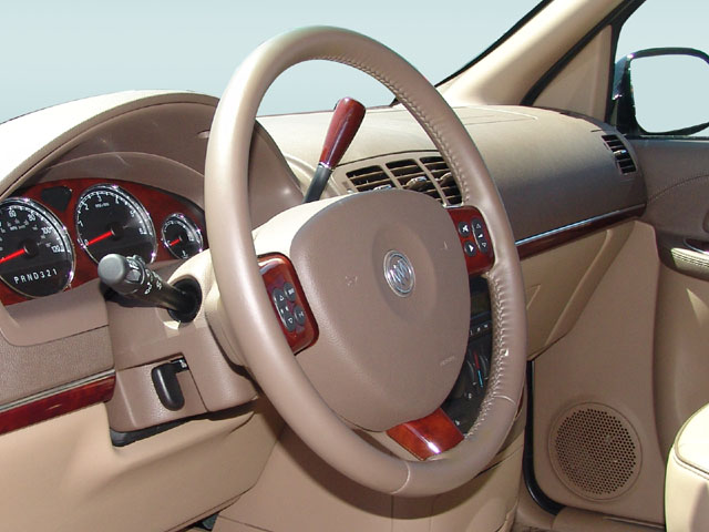 Buick Terraza 2004 - 2007 Minivan #1
