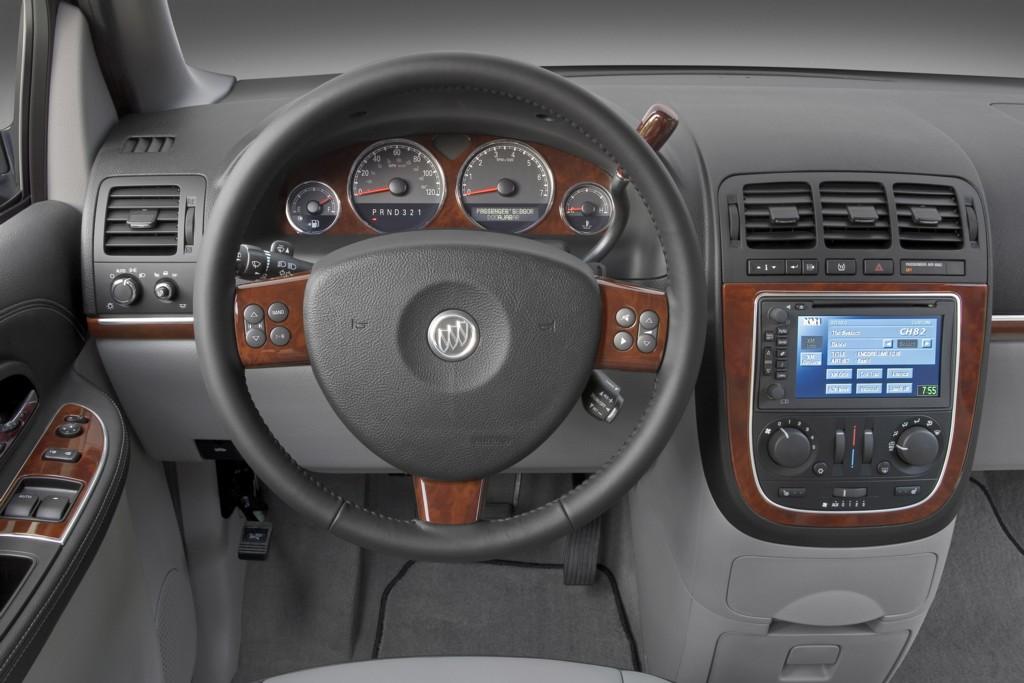 Buick Terraza 2004 - 2007 Minivan #5