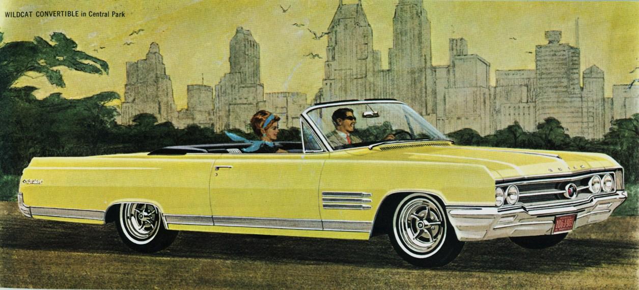 Buick Wildcat I 1963 - 1964 Cabriolet #3