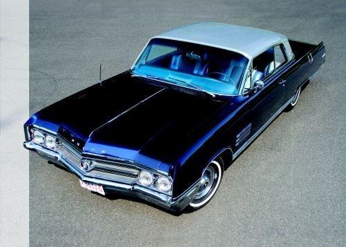 Buick Wildcat I 1963 - 1964 Cabriolet #4