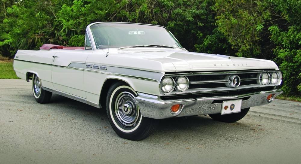 Buick Wildcat I 1963 - 1964 Cabriolet #1