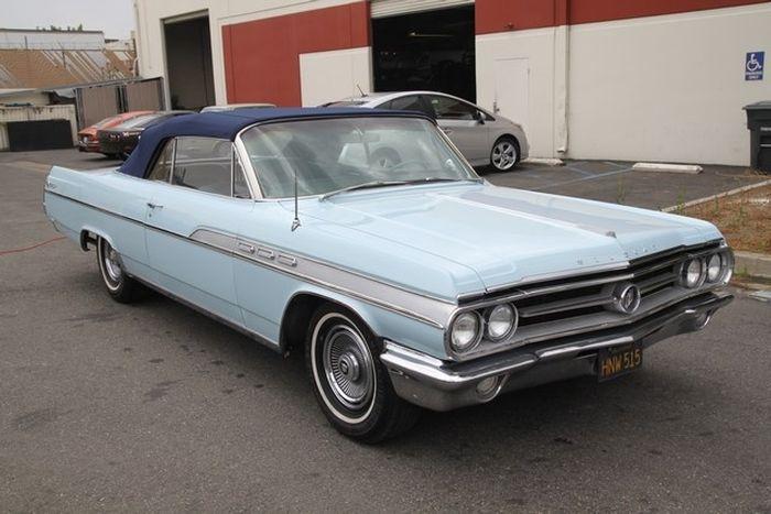 Buick Wildcat I 1963 - 1964 Cabriolet #6