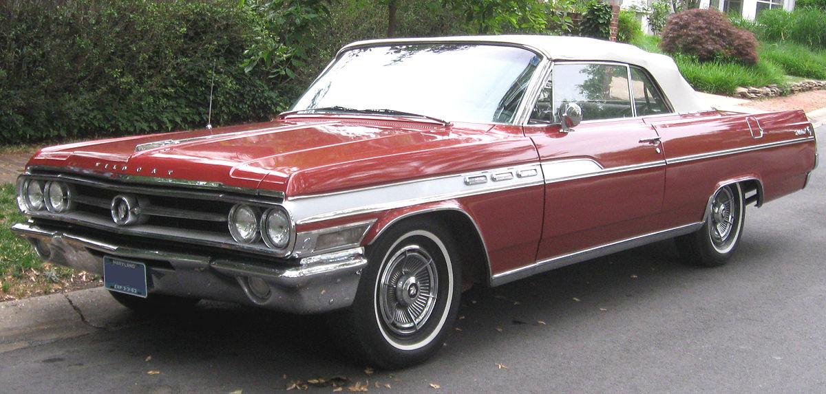 Buick Wildcat II 1965 - 1970 Sedan-Hardtop #8