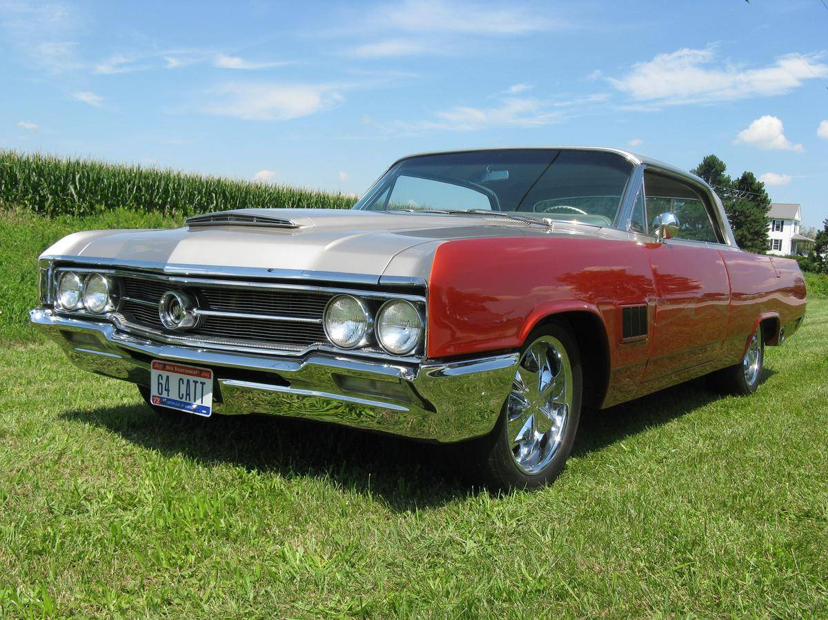 Buick Wildcat I 1963 - 1964 Sedan #2