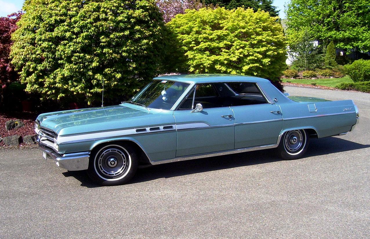 Buick Wildcat I 1963 - 1964 Sedan #7