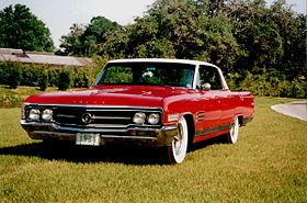 Buick Wildcat I 1963 - 1964 Sedan #4