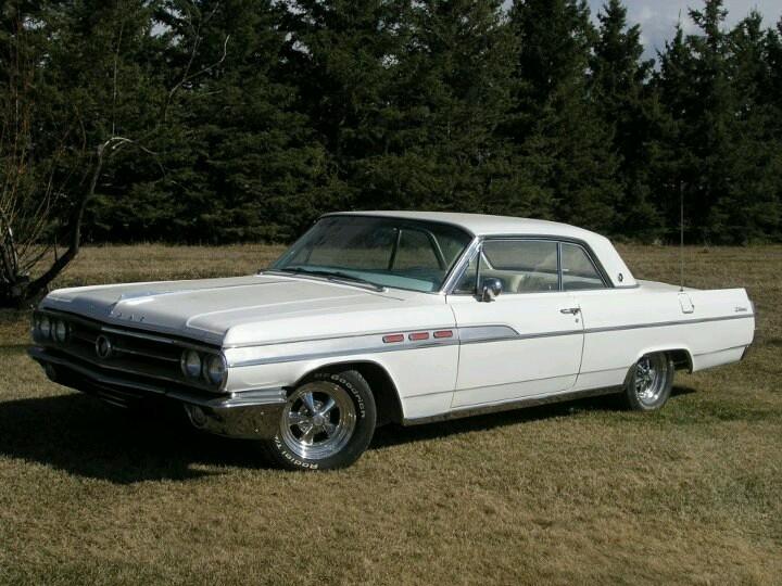 Buick Wildcat I 1963 - 1964 Sedan #3