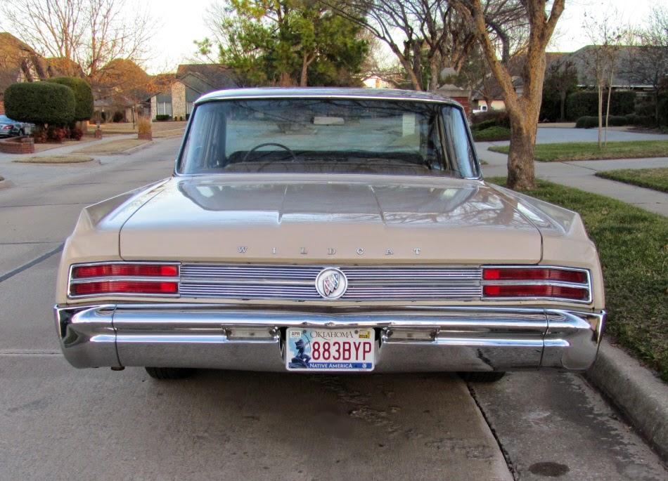 Buick Wildcat I 1963 - 1964 Sedan #1