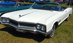 Buick Wildcat II 1965 - 1970 Sedan-Hardtop #2
