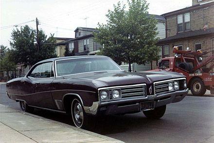 Buick Wildcat II 1965 - 1970 Coupe-Hardtop #6