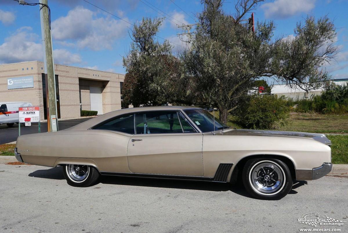 Buick Wildcat II 1965 - 1970 Coupe-Hardtop #4