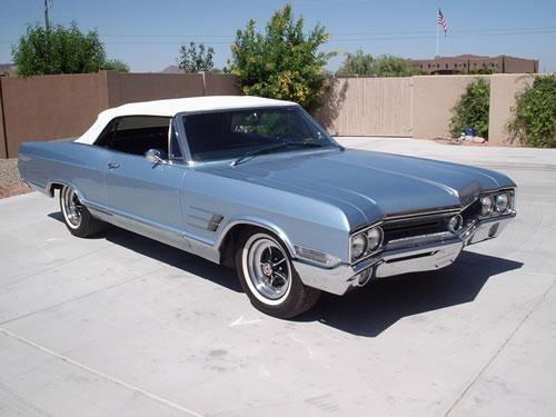 Buick Wildcat II 1965 - 1970 Coupe-Hardtop #8